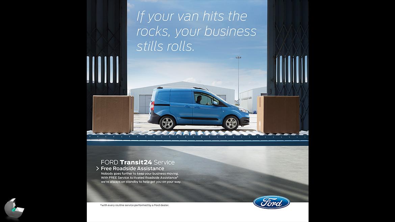 Ford Transit Conveyor